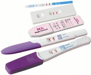 test kehamilan positif